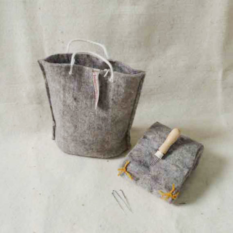 Felting tool kit