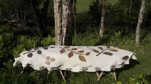 Leafcocoon soft eco coffin