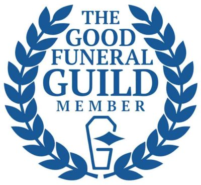 Good funeral guild member logo
