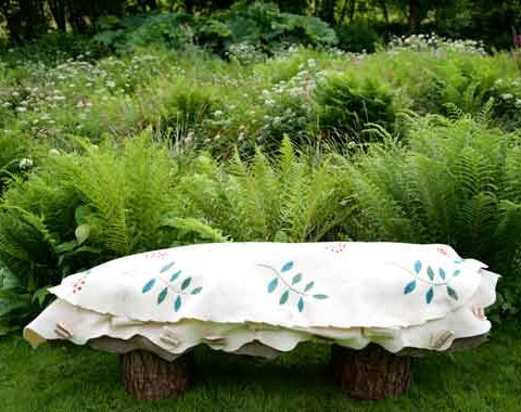 Leafcocoon alternative eco coffin
