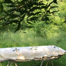 Leafcocoon soft coffin