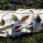 Leafcocoon biodegradable coffin