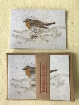 Robin greetings cards